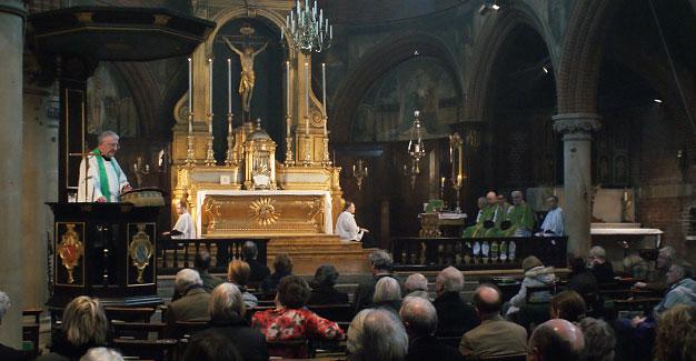 High Mass sermon