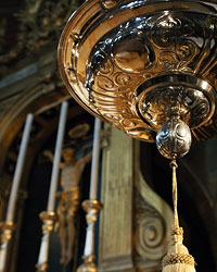 Sanctuary Lamp