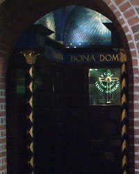 Entrance to the Columbarium